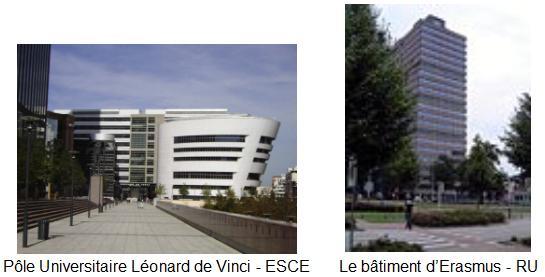 Jasja nadine for Ecole superieure du commerce exterieur paris